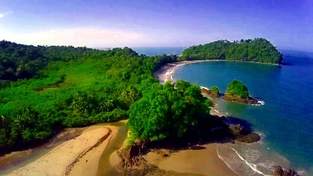 manuel antonio park quepos aguirre puntarenas costa rica central america